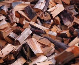 how to make lots of firewood with your own log splitter