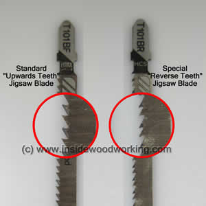 Jigsaw blades review reverse cut blades greentooth Image collections