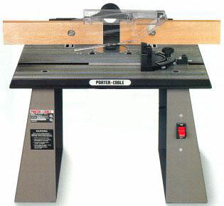 router table porter cable