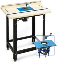 router table rockler standalone