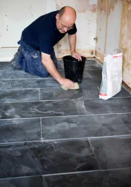 Slate flooring for an old house kitchen? - Old House Forum - GardenWeb